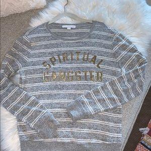 Spiritual Gangster lightweight Sweatshirt